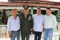 Vereadores marcam presença na comemoração dos 370 anos do Exército Brasileiro