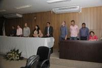 Vereadores participam da cerimônia de encerramento das Oficinas do Interlegis em Barra do Garças